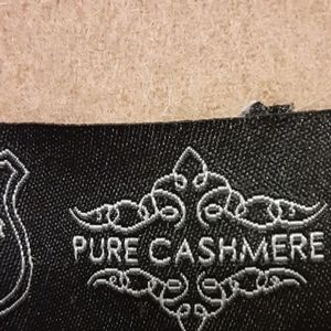 Perfect pure cashmere scarf